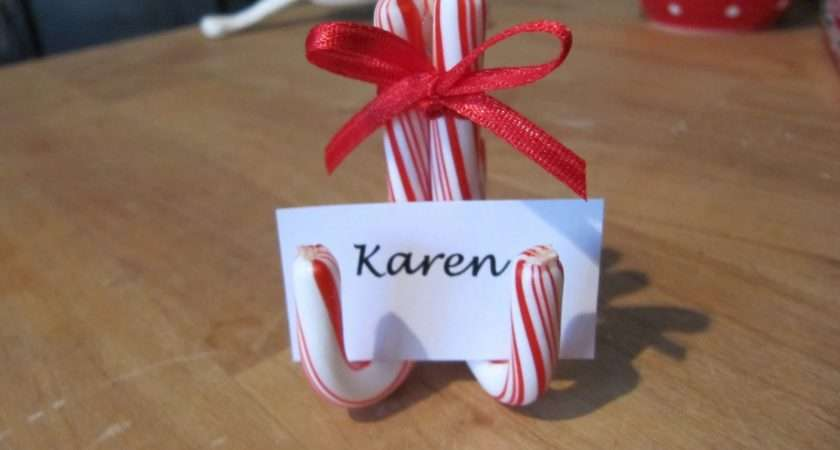 Holiday Place Card