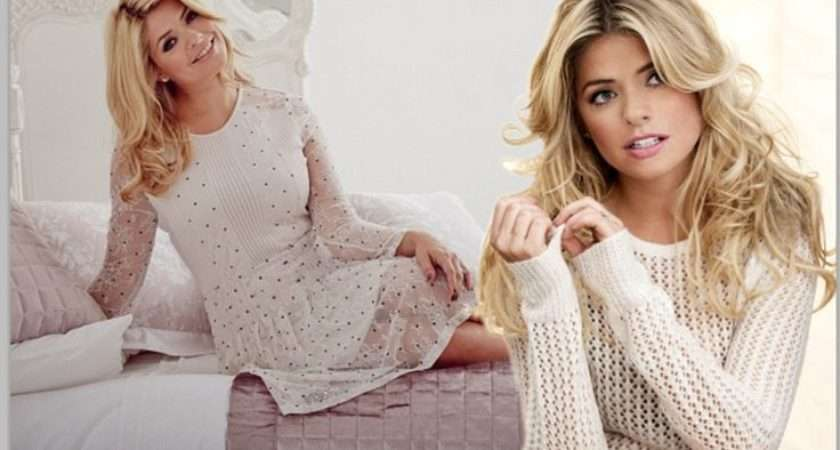 Holly Willoughby Unveils Bedding Range Bhs Talks Daily