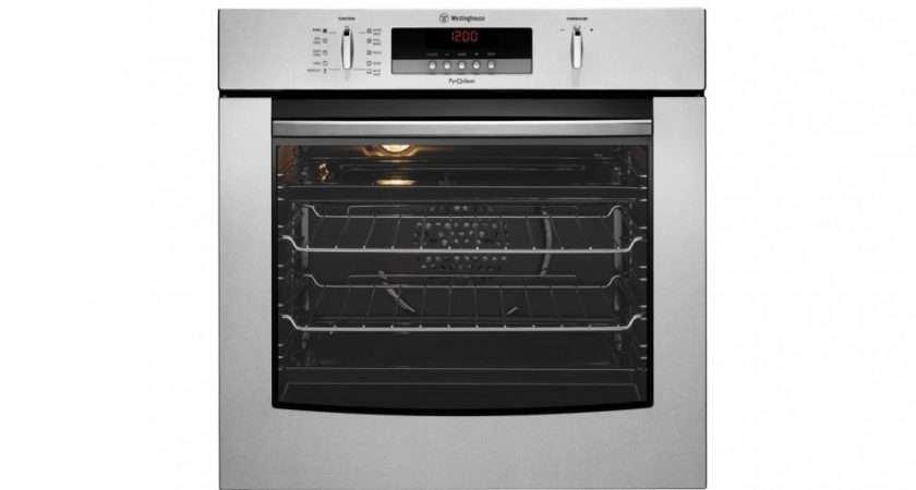 Home Appliances Pyrolytic Oven Stainless Steel