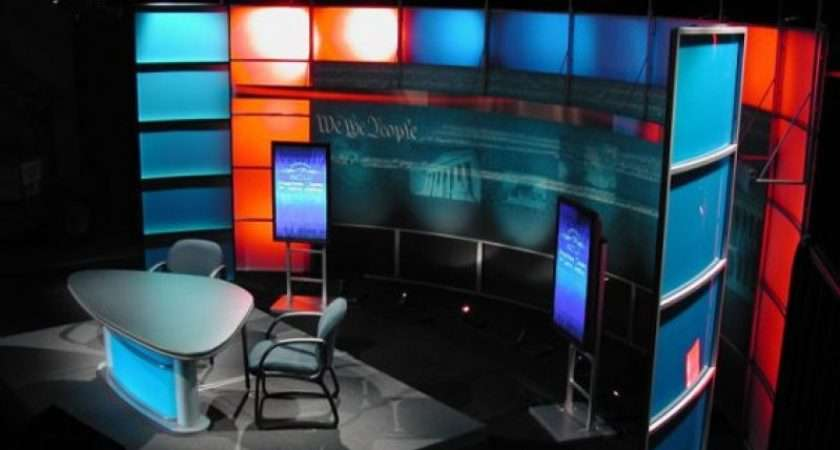 Home Broadcast Products News Desks Robust Desk