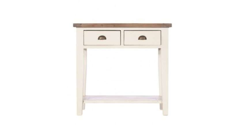 Home Colonial Living Room Furniture Drawer Hall Table