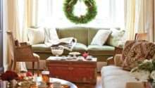 Home Design Interior New England Holiday Style