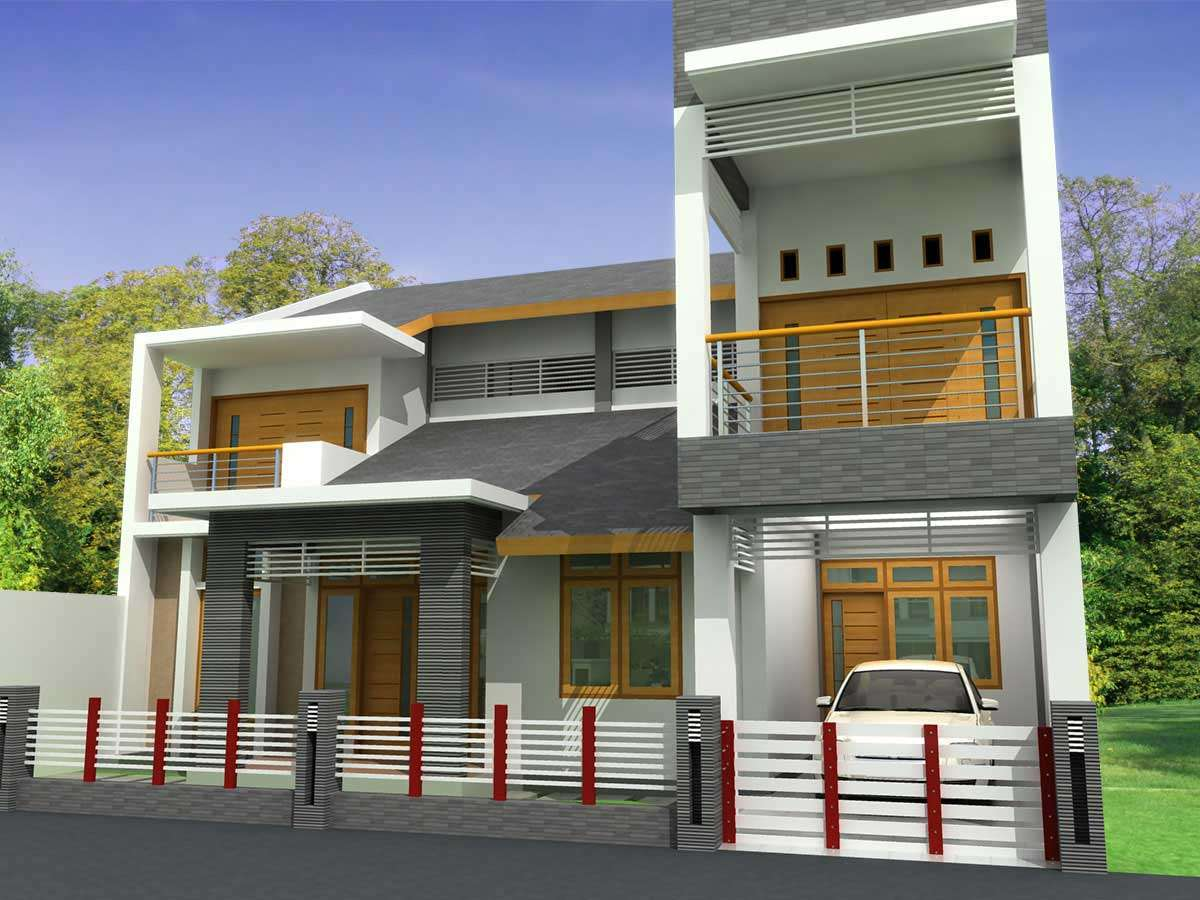 Home Designs Latest Modern Homes Front Views Terrace Ideas