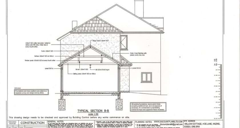 Home Extension Plans Planning Building Reulations