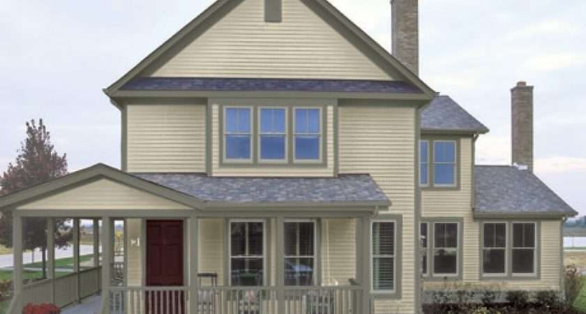 Home Exterior Color Schemes Goodly House Paint Combinations