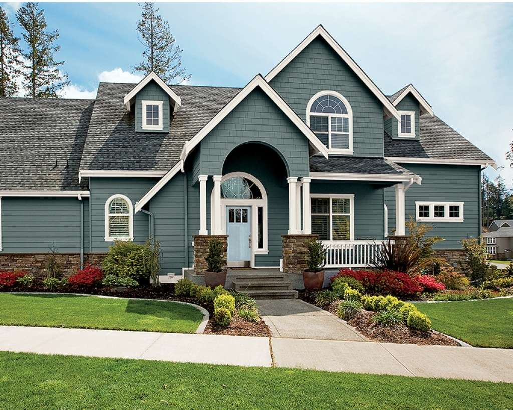 Home Exterior Paint Tips Choosing Right Colors