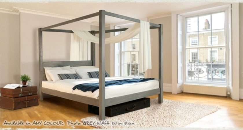 Home Four Poster Bed Classic Facebook