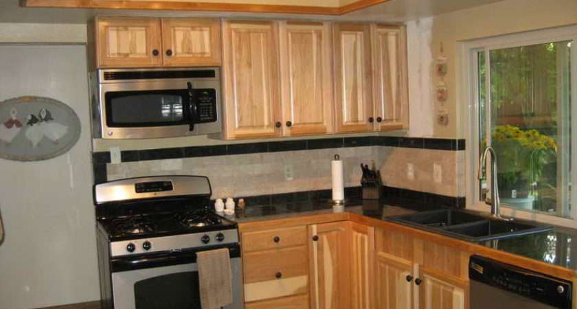Home Kitchen Small Galley Makeover