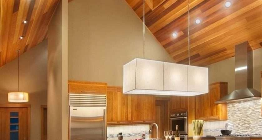 Home Lighting Vaulted Ceiling Ideas Creative