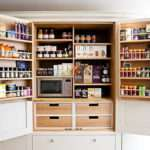 Home Office Pantry Designs