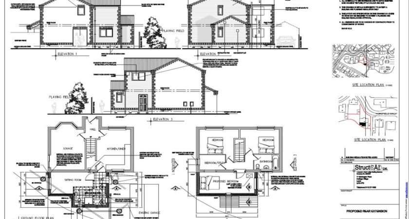 Home Plans House Extensions