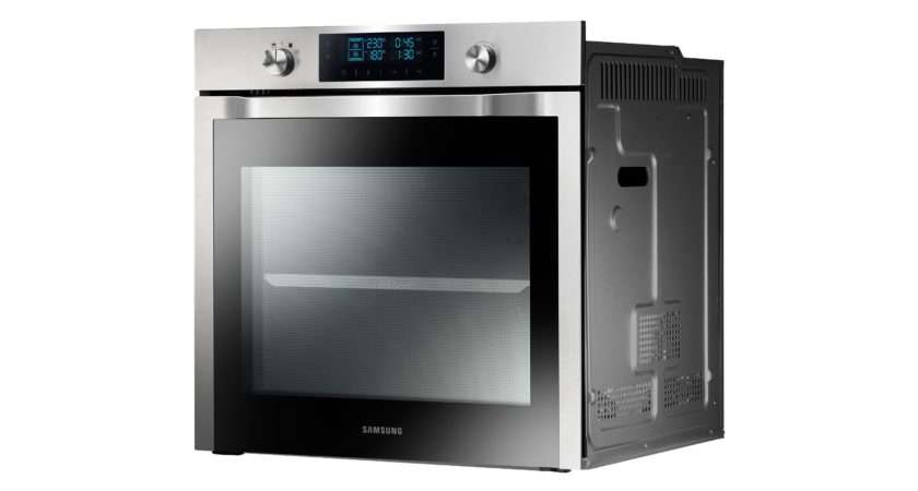 Home Samsung Built Dual Cook Single Oven