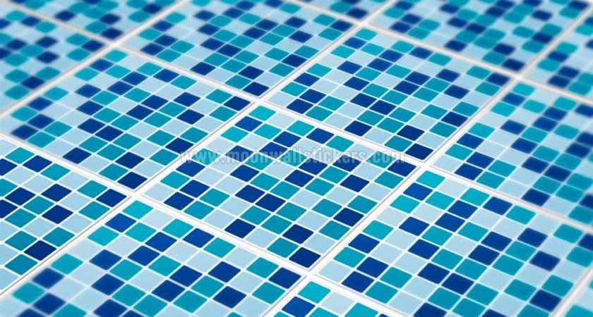 Home Tile Stickers Mosaic Ocean Tiles Pack