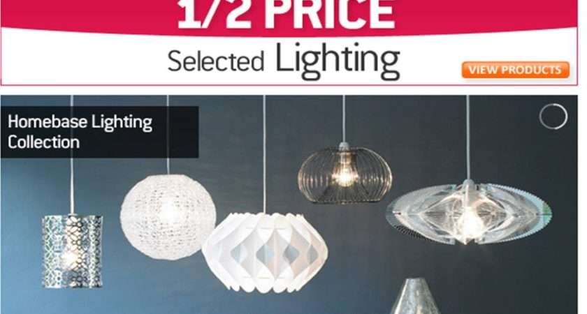 Homebase Lighting Off Selected