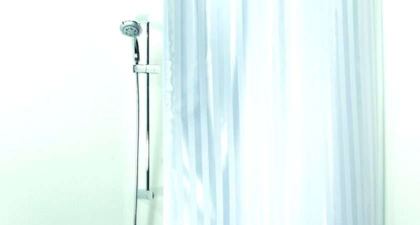 Homebase Shower Curtains Rails