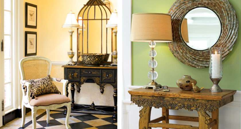 Homegoods Foyer Decorating Ideas Say Welcome
