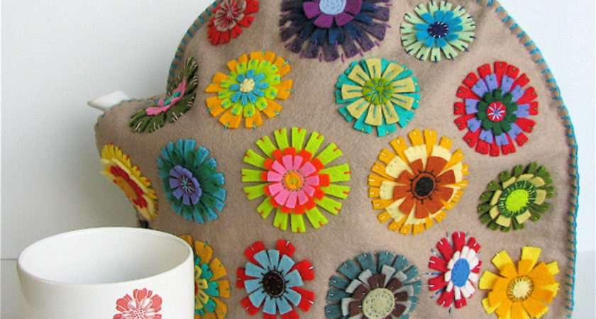 Homemade Tea Cosy Make Your Own Way Goldenfingers
