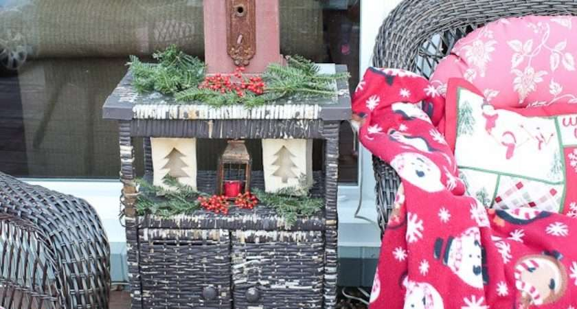 Hometalk Inexpensive Deck Decorating Ideas Christmas