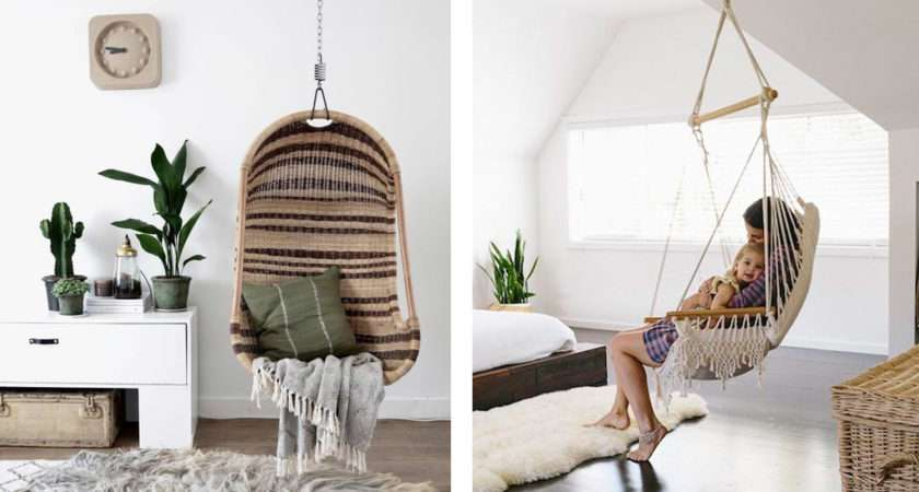 Hot Seat Hung Hanging Chairs