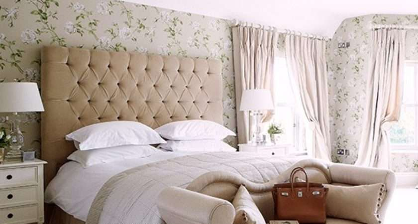 Hotel Luxe Bedroom Country Design Ideas