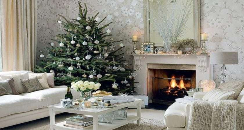 House Beautiful Christmas Decorating Ideas Decor