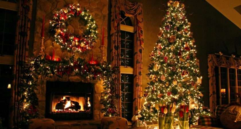 House Beautiful Christmas Decorating Ideas