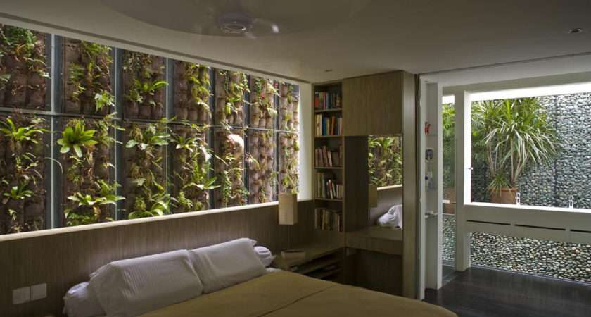 House Forest Inside Orchard Chang Architects