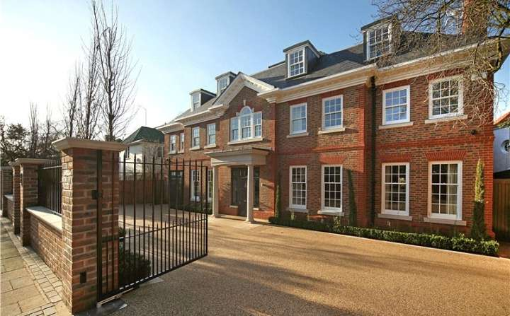 House London Roehampton Gate Ideas Home