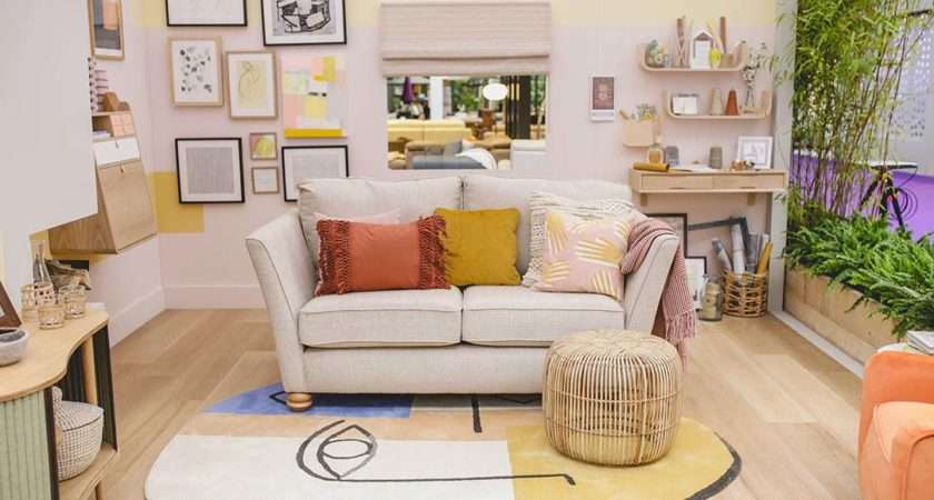 Ideal Home Show Living Room Ofl Blog