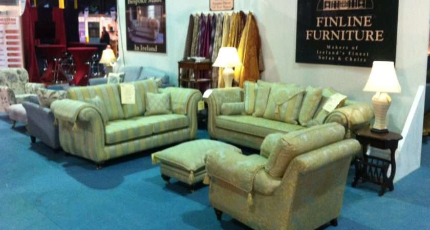Ideal Homes Show Finline Furniture
