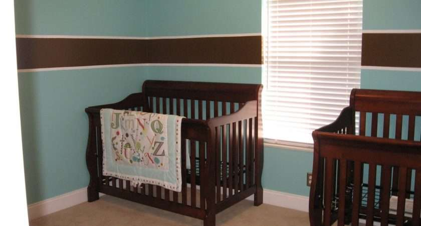 Ideas Baby Boys Bedroom Decorating Design Green Can