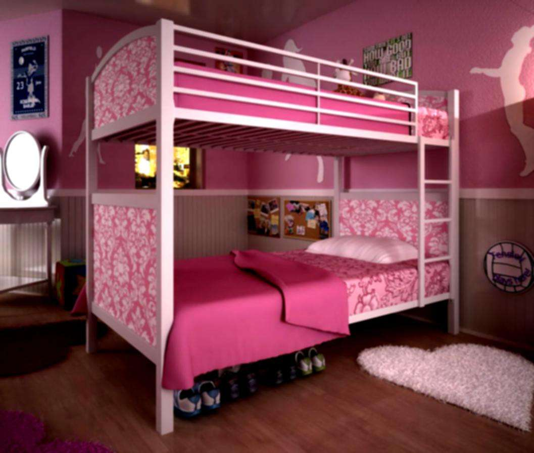 Ideas Bedrooms Girls Pink Themes Teen Girl Bedroom