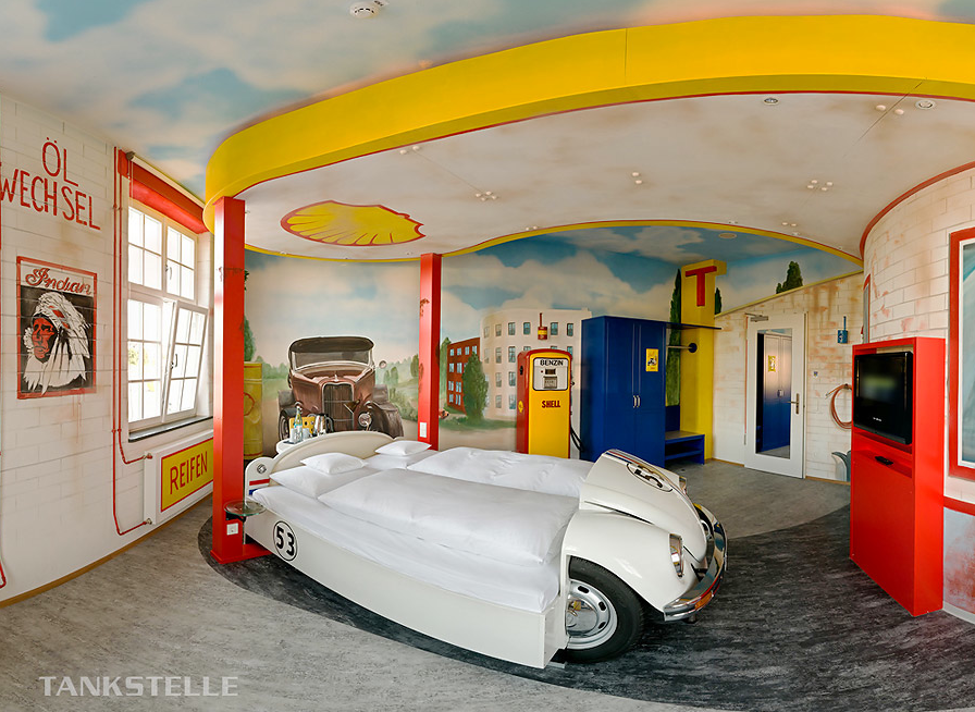 Ideas Car Themed Boys Rooms Design Dazzle