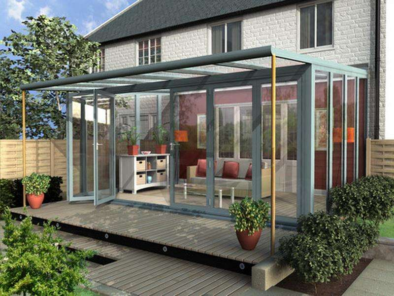 Ideas Cool Veranda Design Elegant Style