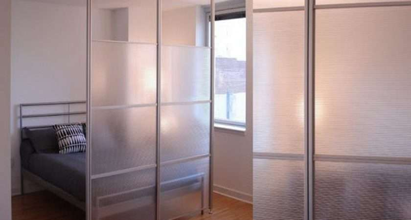 Ideas Design Glass Wall Room Divider Studio