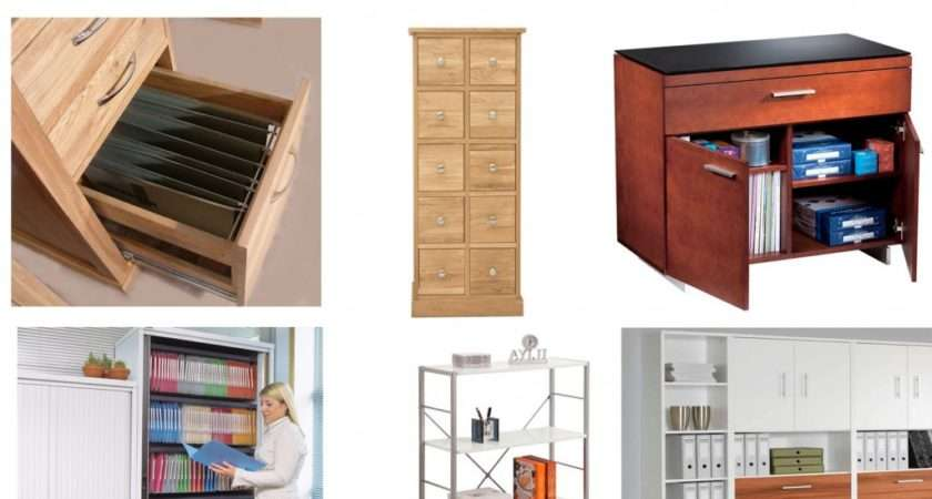 Ideas Help Find Correct Office Storage Furniture Solutions