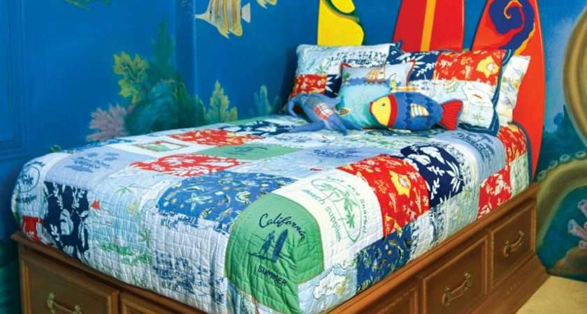 Ideas Kids Bedroom Themes Hgtv