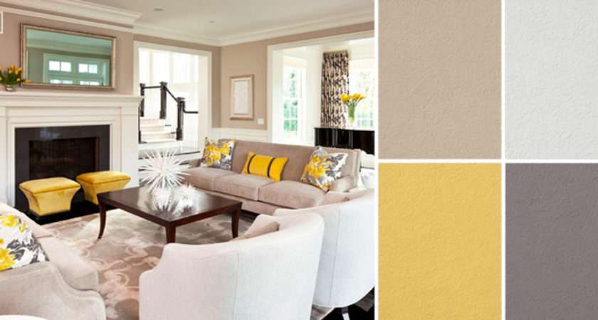 Ideas Living Room Colors Paint Palettes Color Schemes Home