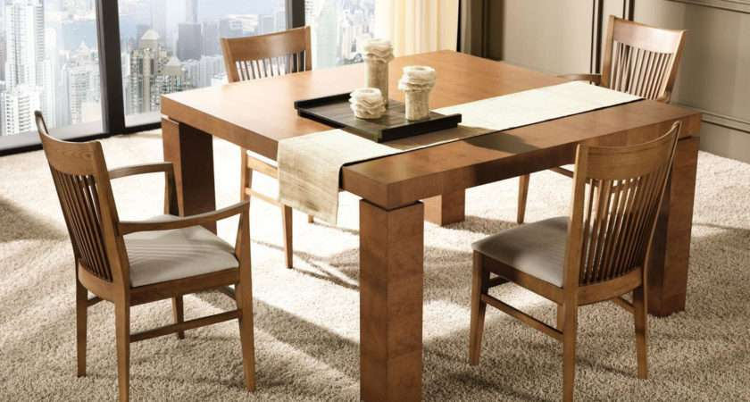 Ideas Organizing Dining Room Furniture Sets Small Spaces