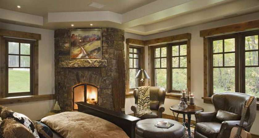 Ideas Red Theme Bedroom Decorating Decorate Western Style