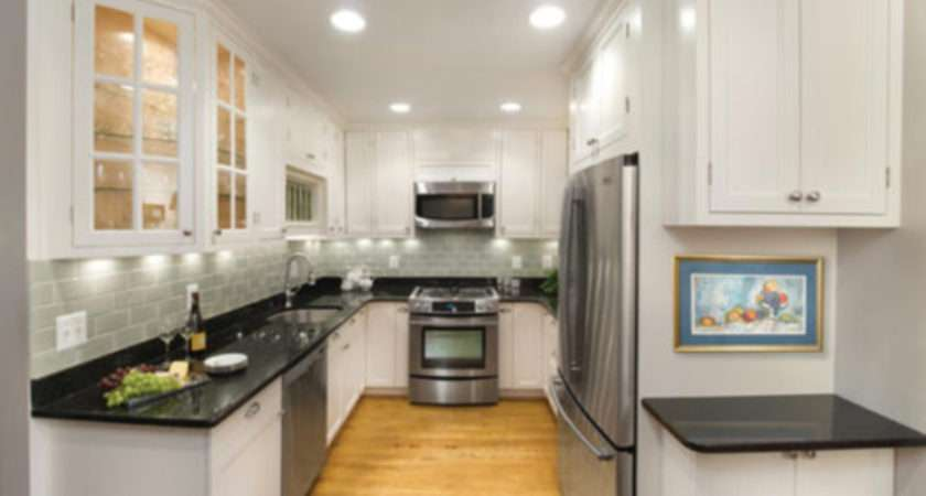 Ideas Remodeling Small Kitchens