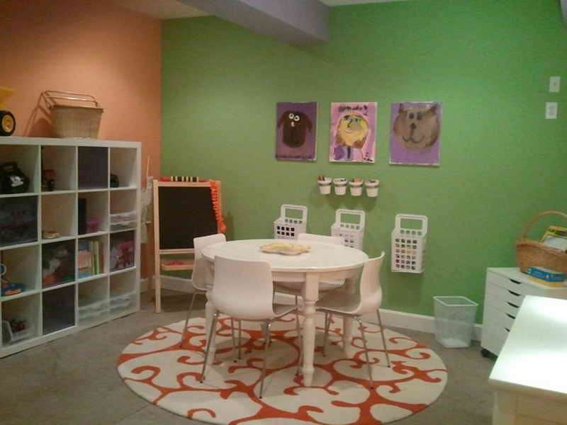 Ideas Simple Tips Playroom Color