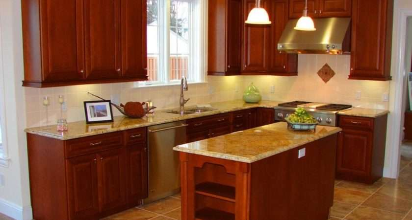 Ideas Small Spaces Kitchen Shaped Kitchens Designs