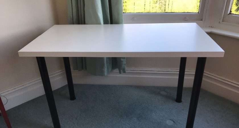 Ikea Benno Table Wide Tall Brighton Posot Class