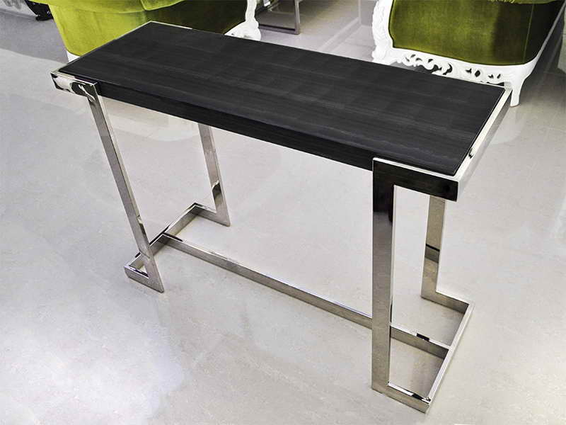 Ikea Console Table Modern Green Terasini