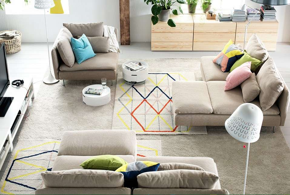 Ikea Decorate Small Living Rooms Women Daily Magazine