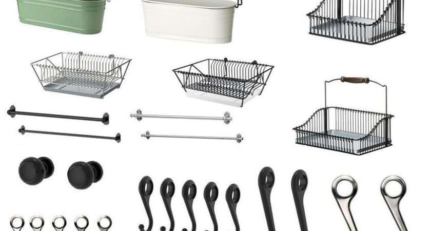 Ikea Fintorp Kitchen Bathroom Accessories Range One