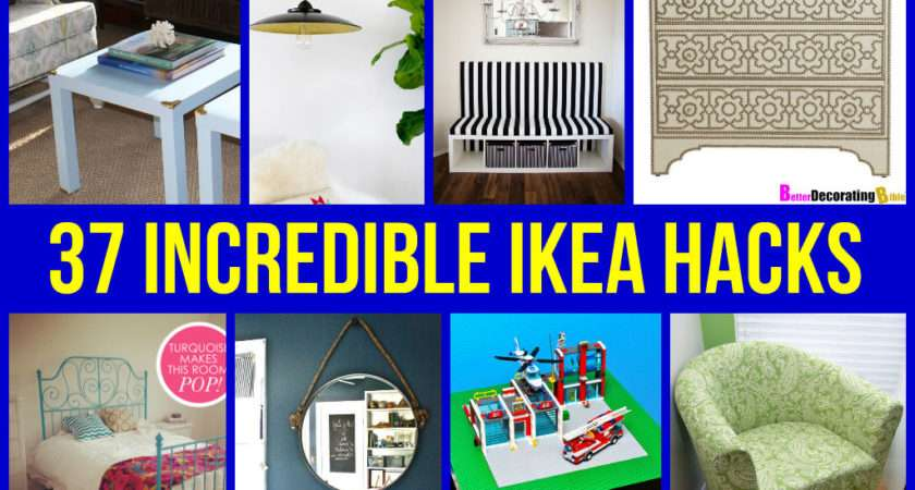 Ikea Hacks Can All Your Self Heavy Machinery Needed