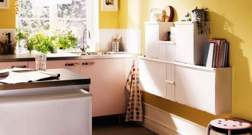 Ikea Small Kitchen Ideas Recycling Spaces Secondary Storage