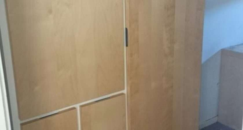 Ikea Wardrobe Beech Effect Buy Sale Trade Ads